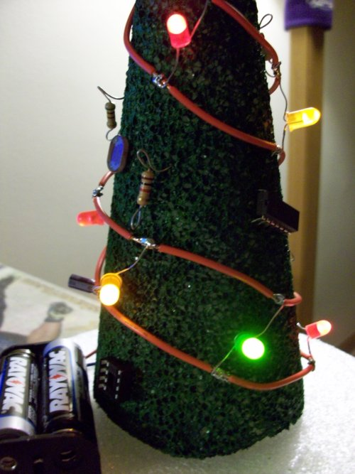 "Completed ""Circuit-Tree"""