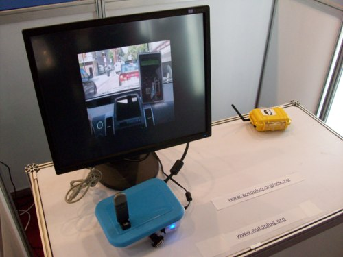 Picture of AutoPlug gateway demo